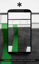 Green Line Bridge 2 by kuningus