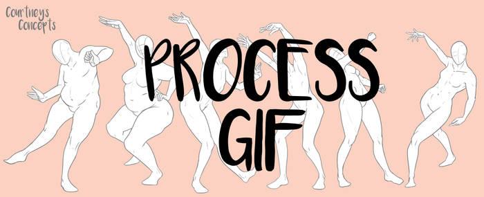 Process gif