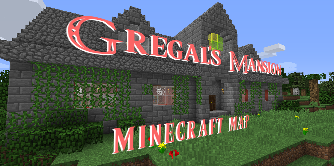 Explorers of Hyrule - Gregal's Mansion (Minecraft) by The-Bryce-Is-Right