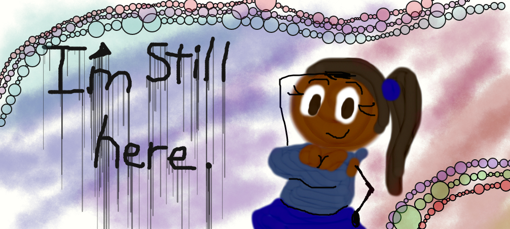 J and Friends: I'm still here. by MidnightSunrise104