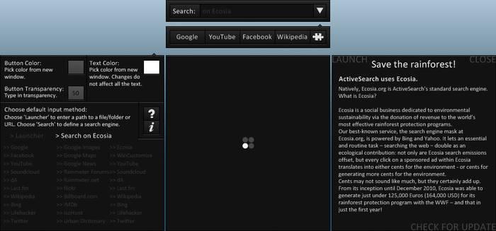 ActiveSearch 1.0.4 beta