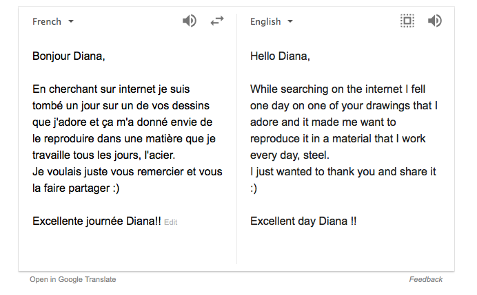 LetterFrench by Diana-Huang