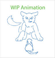 Cat And Rat WIP Animation