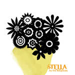 Photoshop Brushes - Stella