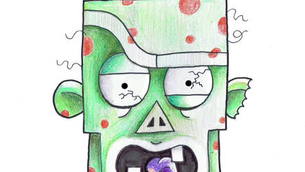 Drawing Zombie