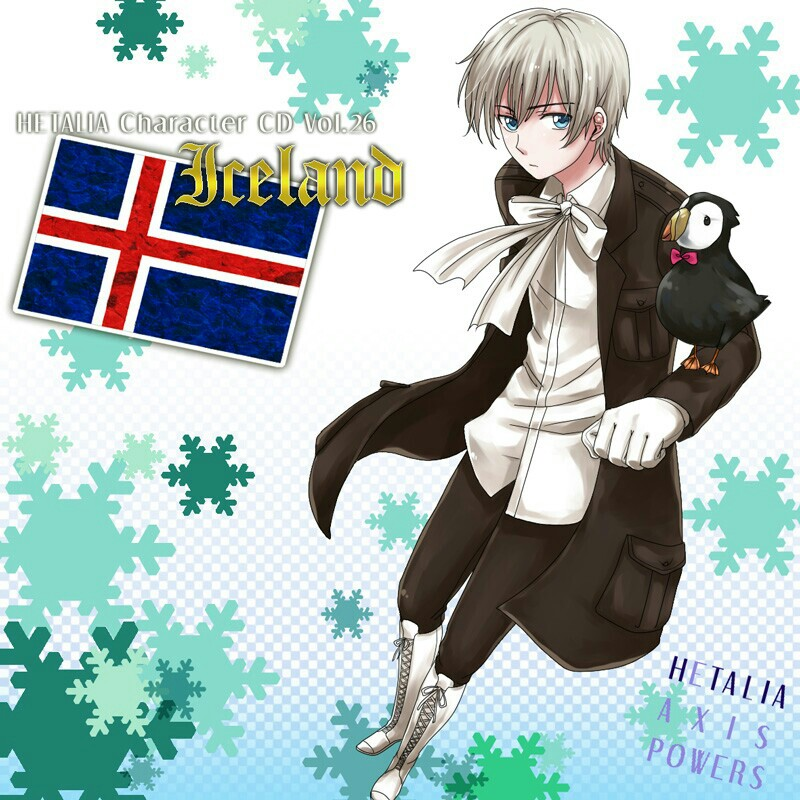 Anime Characters Sister Reader : Iceland reader russia s little sister by crazzzychic