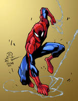 Spider-Man March 21 2014 by Timothy-Brown