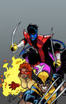Amazing X-Men Mar. 27 2014