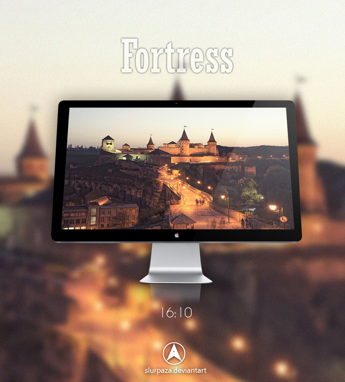 Fortress by Slurpaza