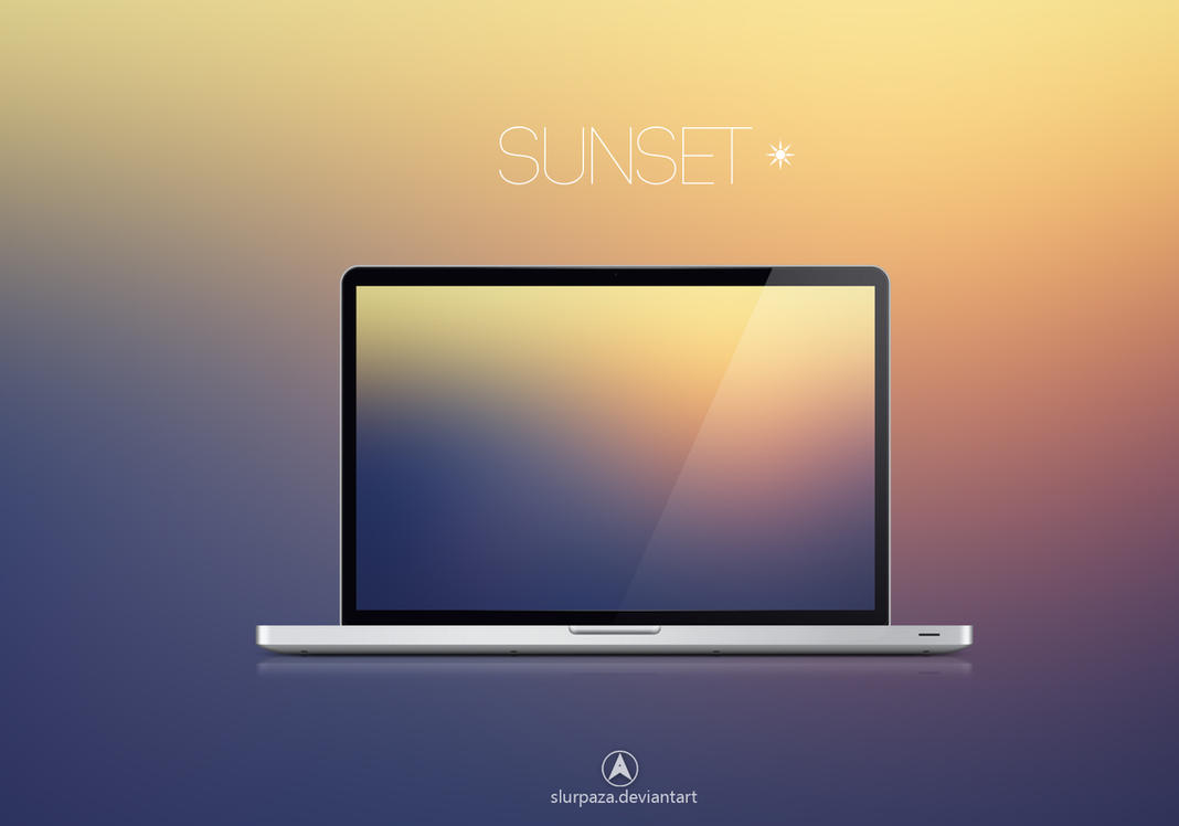 Sunset by Slurpaza