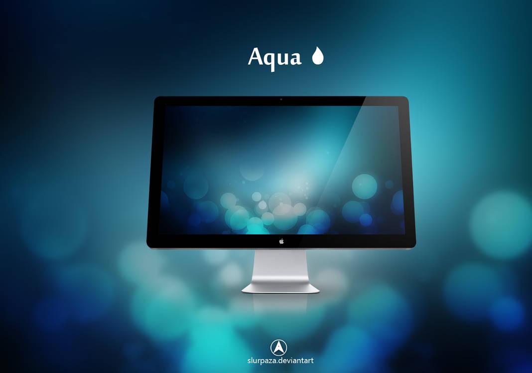 Aqua by Slurpaza