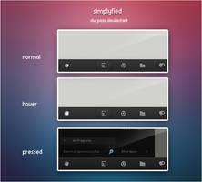 simplyfied (startorb) by Slurpaza