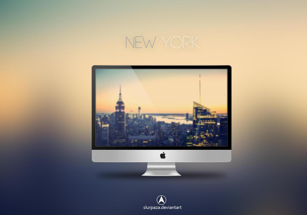 New york by Slurpaza