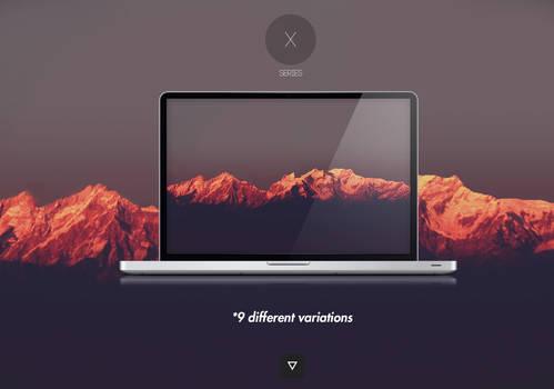 X : V