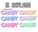 Candy 'Styles.