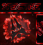 Spectre Animated Remastered (red)