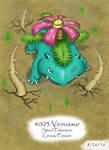 Pokemon of the Day: #003 Venusaur