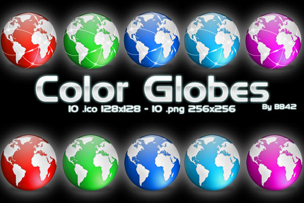 Color Globes by BB42