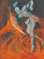 Warrior by AnnabethLovegd