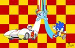 Speed Demons by JazzyTyfighter