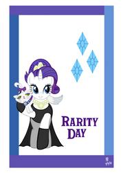 Rarity Day 2018 by JazzyTyfighter