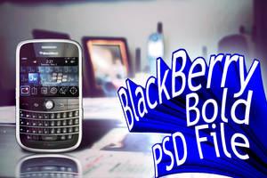 Blackberry Bold Finished by Justflikwalk