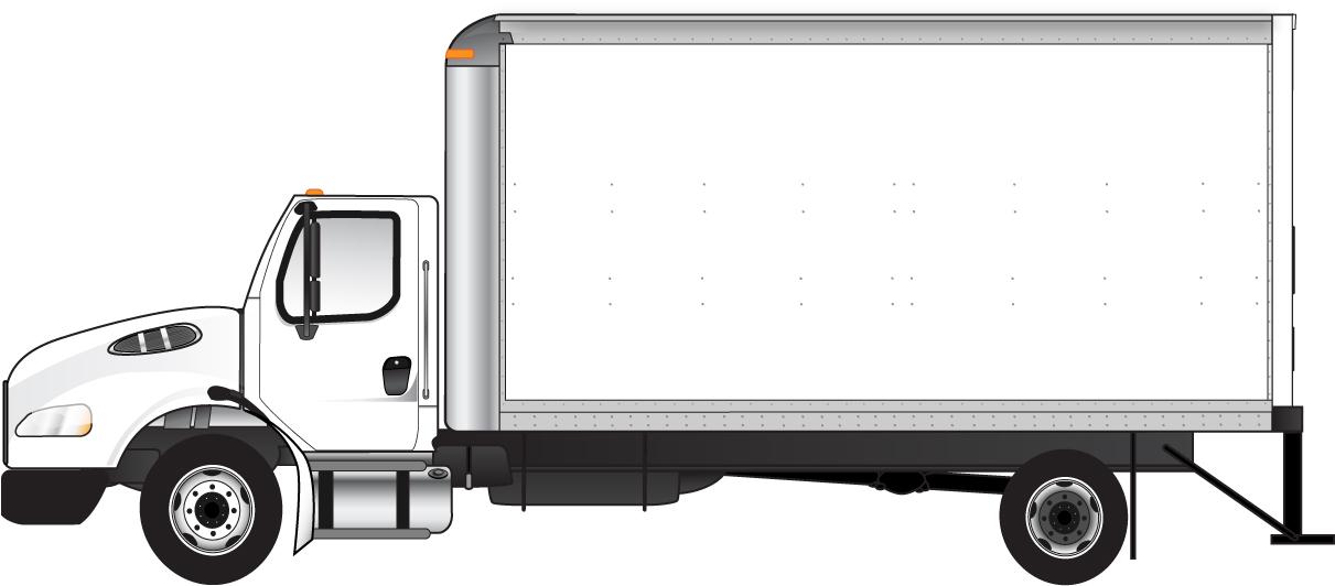 Vector Truck by Justflikwalk