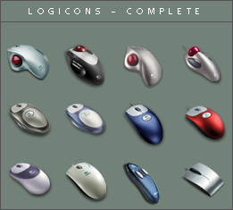 Logitech Mice Complete by epicbard
