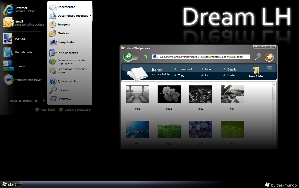 Dream lh 10 free theme for windows xp nothing toxic dream lh 10 free theme for windows xp sciox Choice Image