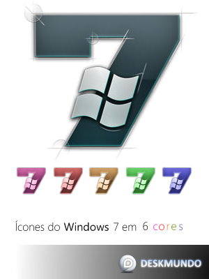 Windows 7 Logo Icon Windows 7 Logo ...