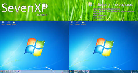 SevenXP 5.0 Beta 1