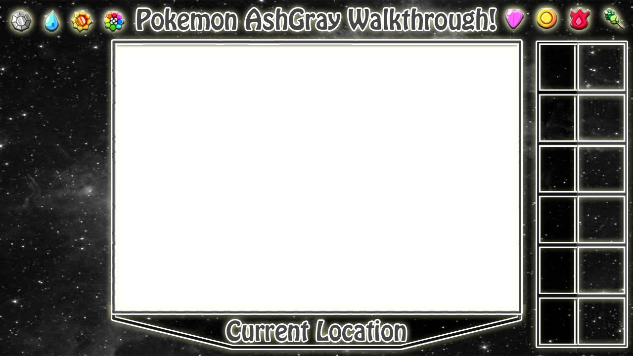 Pokemon Ash Gray Layout Psd File By Megapokecinema On Deviantart