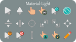 Material Light by aystic