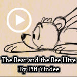 The Bear and the Bee Hive