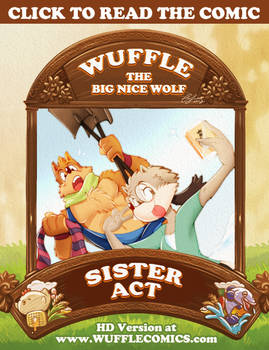 Wuffle Comics in Sister Act