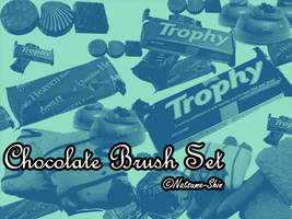 Chocolate Brushes by Natsume-Shin