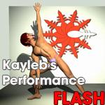 Kayleb Performance by anthony-art