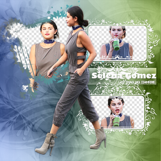 Photopack png 13: Selena Gomez by iIAmFire