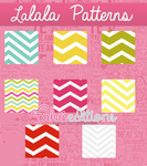 Lalala patterns