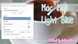 Mac Mini Light Blue