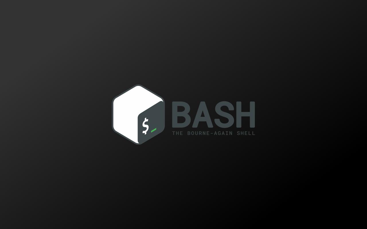 GNU Bash Black