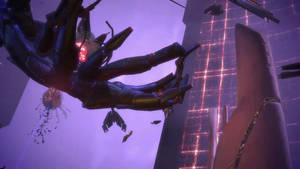 Mass Effect: Kill Shot by TheWonderingSword