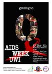 AIDS Week UWI Poster