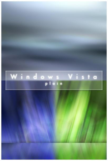 Windows Vista v1 Plain by deelo
