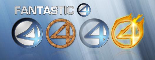Fantastic 4 by deelo