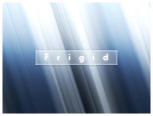 Frigid by deelo