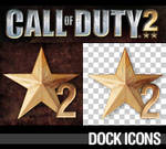Call of Duty 2 Dock Icons