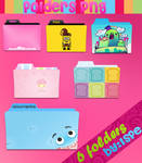 Folders Png By:Isfe