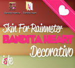 Skin For Rainmeter Bandita Decorativa