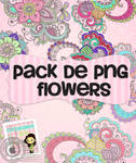 Png Florales by isfe